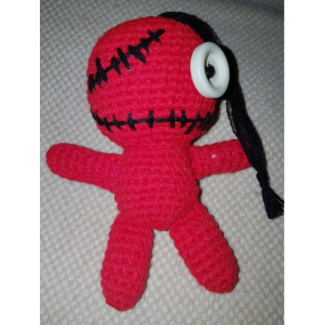 Amigurumi: Voodoo Doll (Pin Cushion) : 7 Steps (with Pictures ... | 640x640