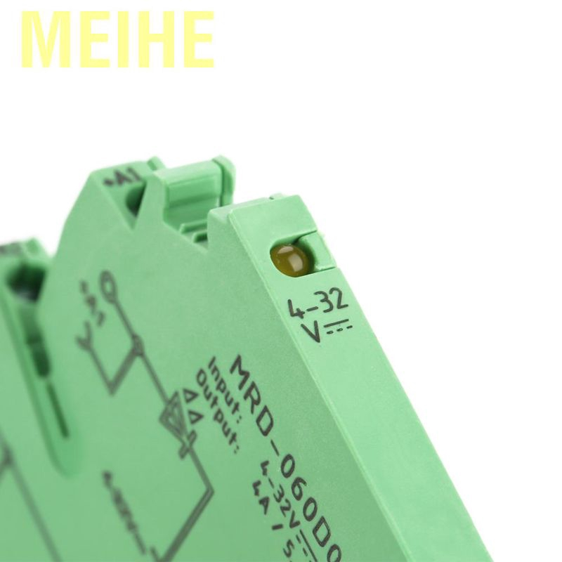 PLC Relay MRD-060D4 Ultra-Thin PLC Relay Power Amplifier Board DC Solid State Relay Module