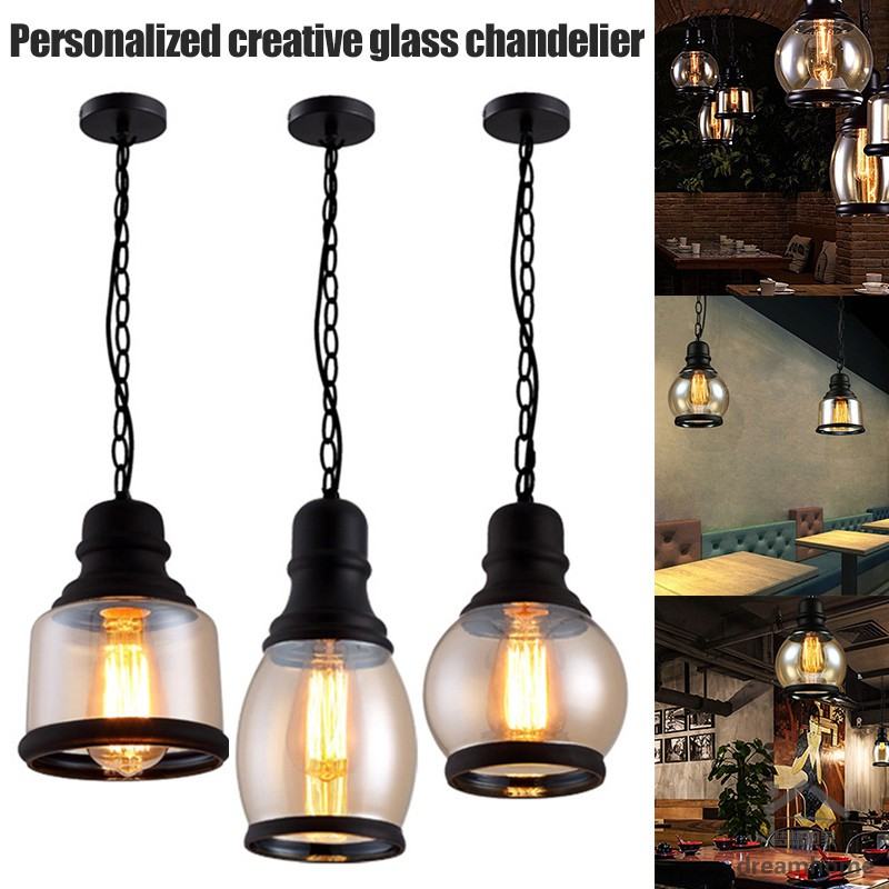 Personalized Creatived Gl Chandelier
