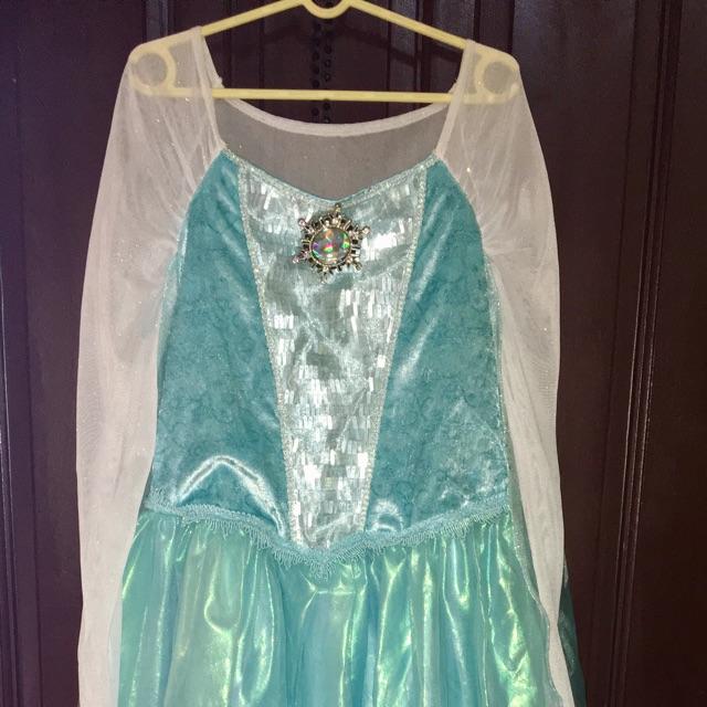 f671fccf11d Kids Authentic Disney Elsa Frozen Costume Dress