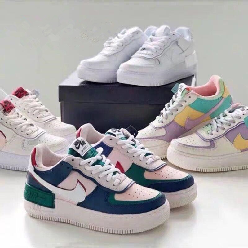 Air Force 1 SHADOW AF1 skateboard shoes sports shoes women's shoes ...