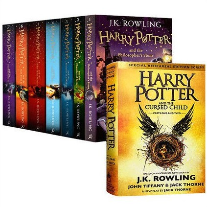 8 Books Set】Harry Potter UK Edition Cursed Child English Novel Reading Read Story Book Fiction Children Boys Girls Kids Adult Books | Shopee Philippines