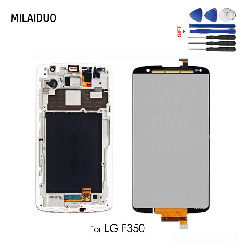 For LG Optimus G Pro 2 F350 D837 D838 LCD Display Touch