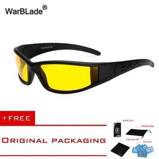 a1cdb0c273a BS WarBLade Polarized Night Light Sunglasses 2018 new best selling mirror  goggle