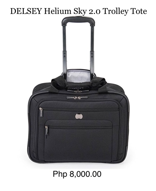 2 Trolley Delsey Helium Sky Philippines 0 ToteShopee 1FKJuc3Tl
