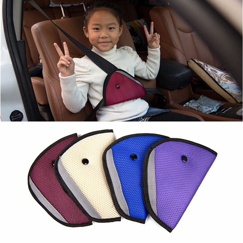 Blue Seat Belt Pillow For Kids Baby Seatbelt Pillow Car Sleeping Head Support For Adults Carseat Pillow Protector For Toddler Travel Seatbelt Strap Covers With Seat Belt Adjuster For Child Infant