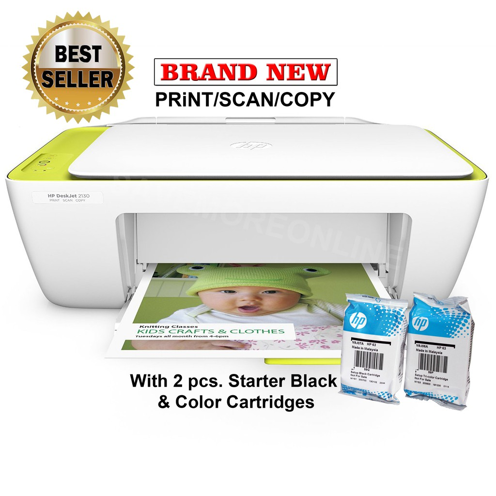 Admirable Hp Deskjet 2130 Printer Scan Copy All In 1 Color Printer Download Free Architecture Designs Viewormadebymaigaardcom