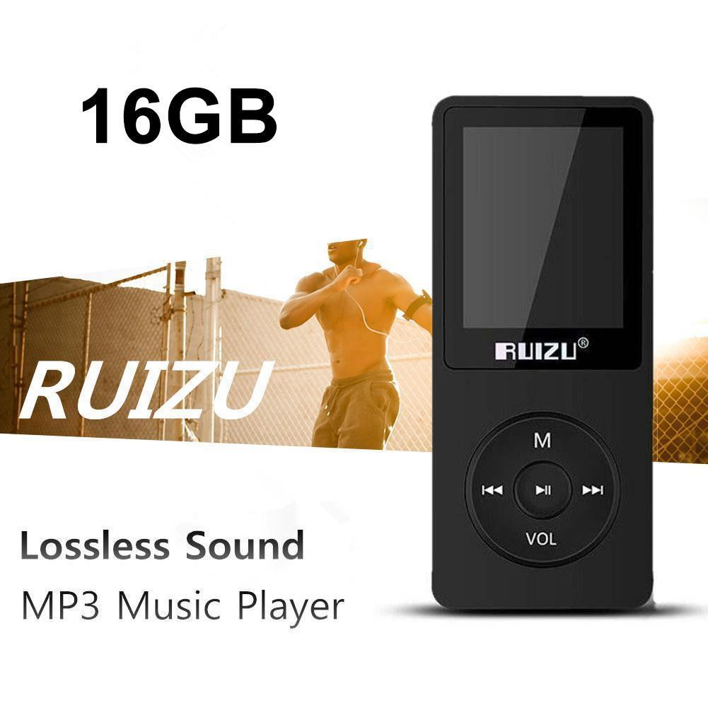 "2.5"" TFT Ruizu A50 DAP HD Lossless HIFI Mini MP3 Player 