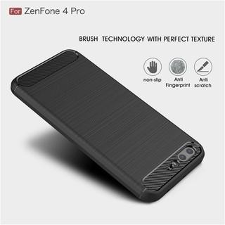 4f486c4ff Carbon Fiber Case for Asus ZenFone 4 Pro ZS551KL Case Z01GD