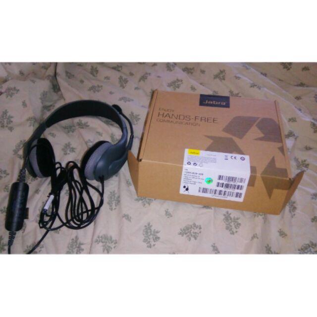 Headset Jabra Uc Voice 150 Duo Shopee Philippines