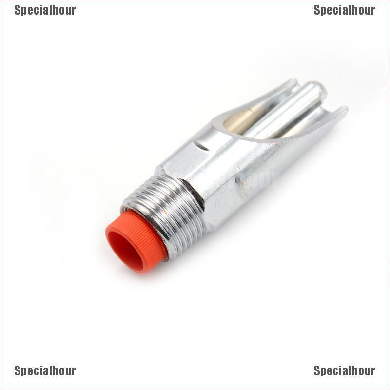 """2Pcs//set Steel 1//2/"""" PT Thread Pig Hog Automatic Nipple Drinker Waterer Tool .*"""