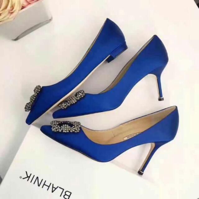 manolo blahnik satin hangisi shoes shopee philippines rh shopee ph