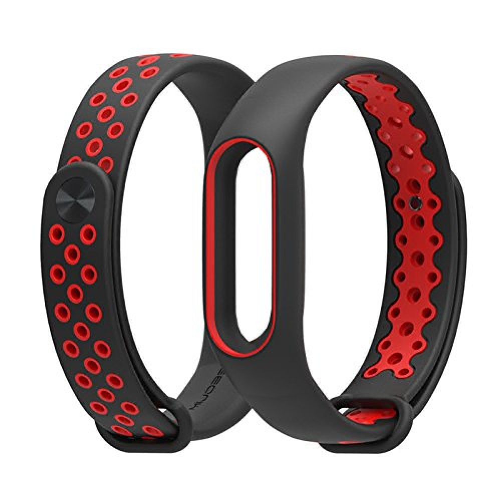 Glossy Surface Flexible TPU Wristband Strap Xiaomi Mi Band 2 | Shopee Philippines