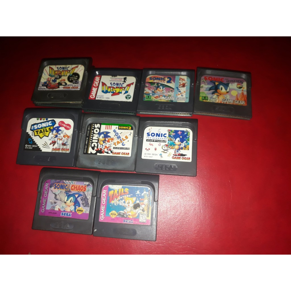 sonic the hedgehog 1 game gear