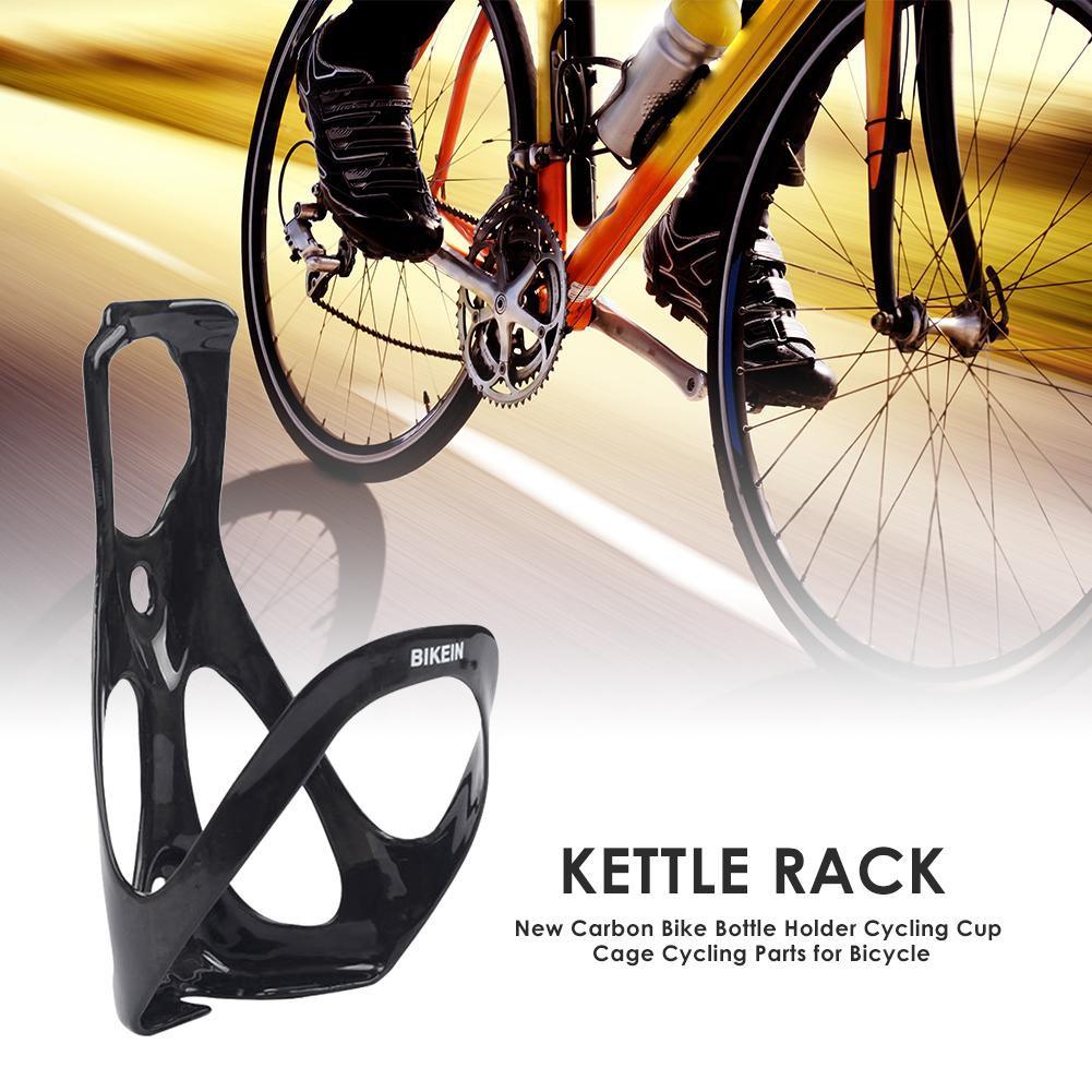 EC90 Carbon Water Bottles Cages MTB Road Folding Bike Ultralight Bottle Cage 1PC