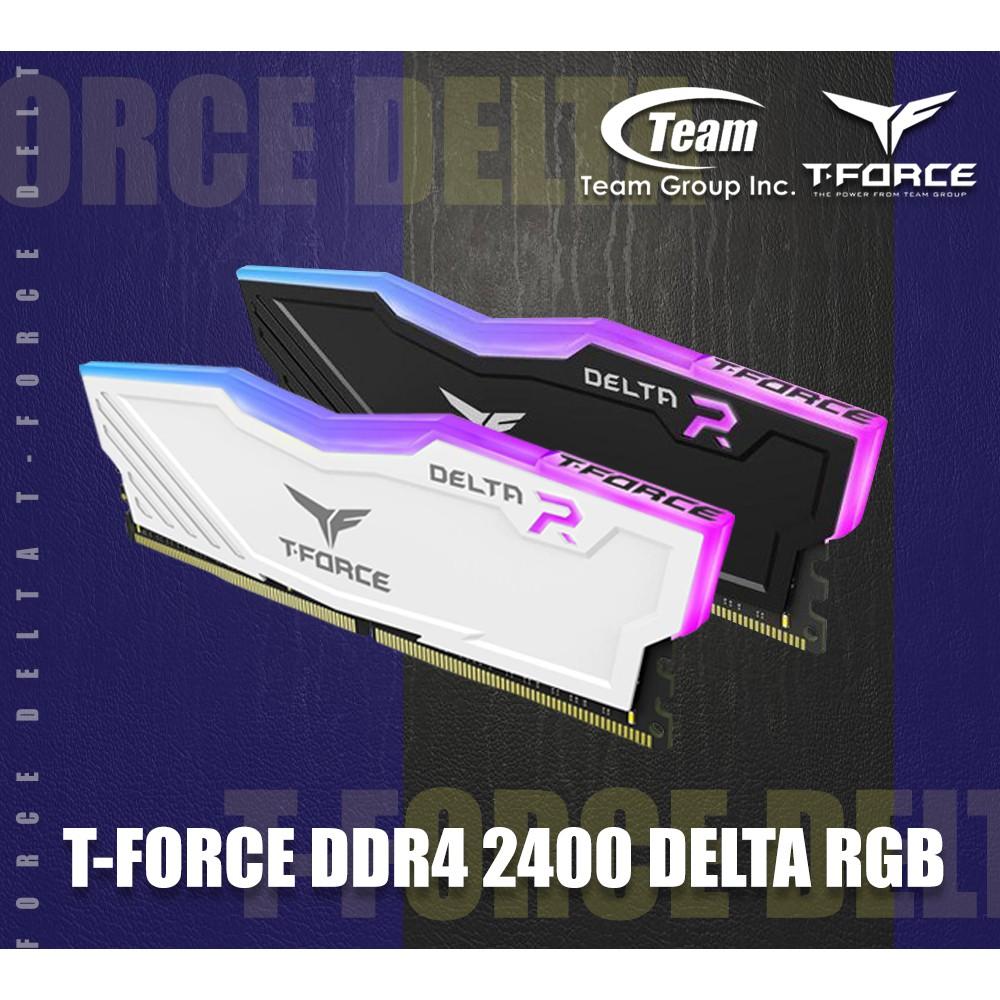 Team Elite Memory T-Force Delta RGB DDR4 2400 Memory Card