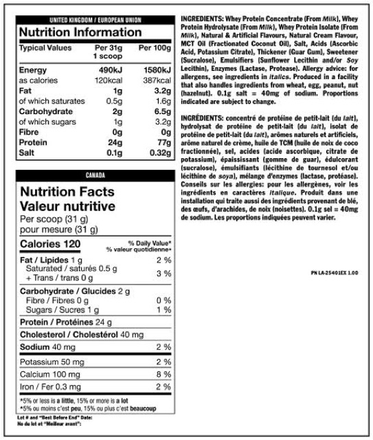 Mutant Pro 2lbs chocolate | Shopee Philippines