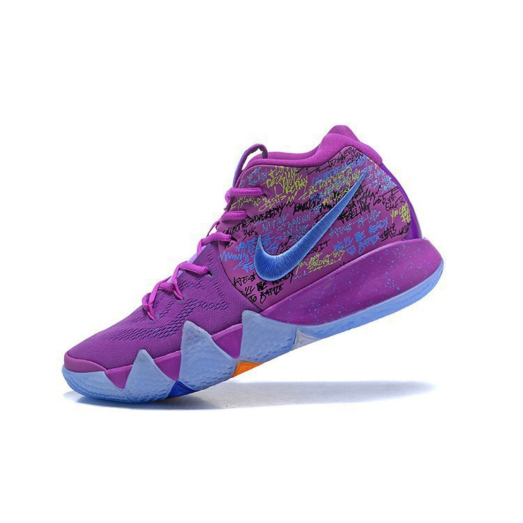 separation shoes 66dbd a25e8 Nike Kyrie 4 ID Irving 4 Official network customization Mandarin ducks  Christmas   Shopee Philippines