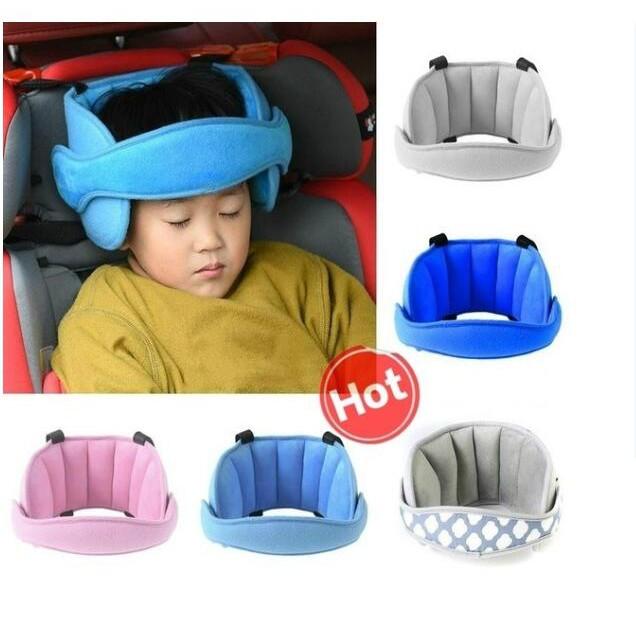 Car Seat Support Head Sleep Protector Belt Kids Child Sleep Nap Aid Protector