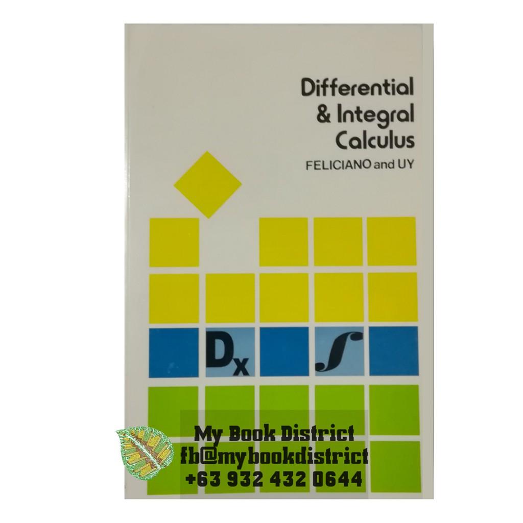 Integral Calculus Pdf Book