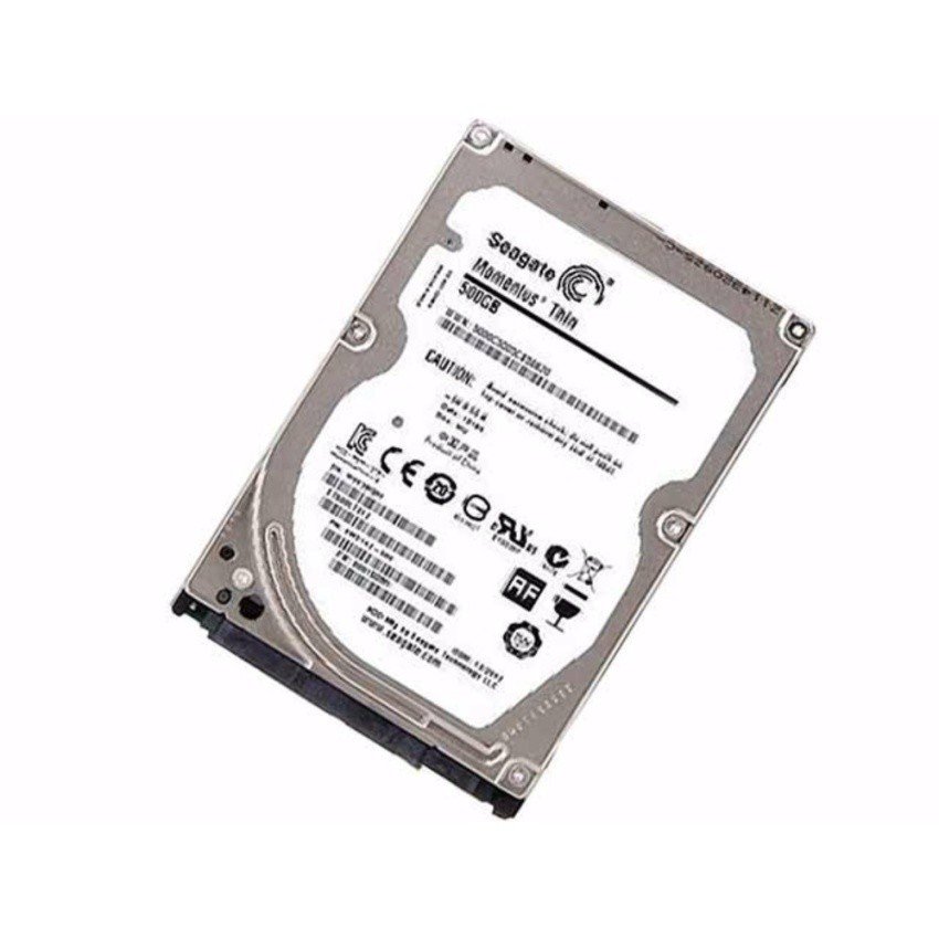 Seagate 500gb Laptop Hard Disk Drive St500lt012 Shopee Philippines
