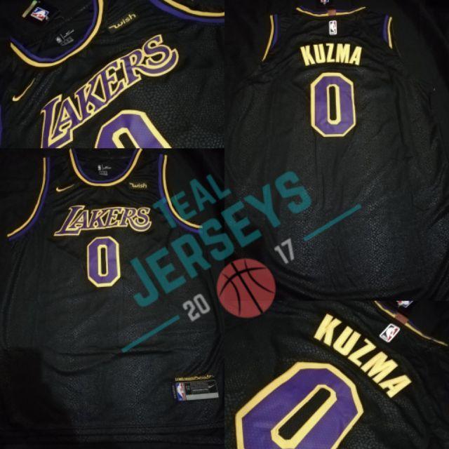 quality design 03466 df976 Kyle Kuzma Lakers Jersey #cod | Shopee Philippines
