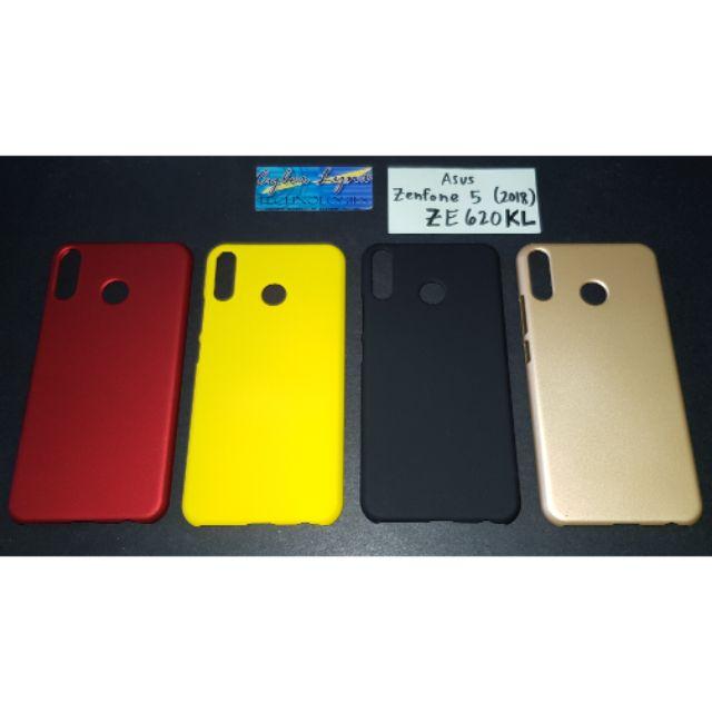 outlet store a91d1 f11bb Asus Zenfone 5 ZE620KL 2018 Rubberized Hard Case