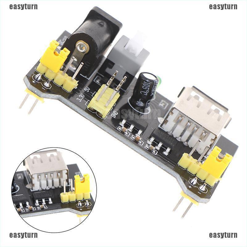 FAST POST Black Wings 3.3v//5v Power Module Breadboard Adapter Arduino//PIC