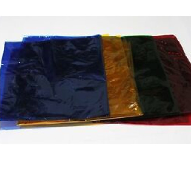 Plastic Cellophane Wrapper Pink Red Violet White Yellow And Etc