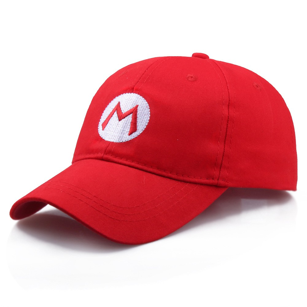 Super Mario and Luigi Hat for Adults  fb76ce281dba