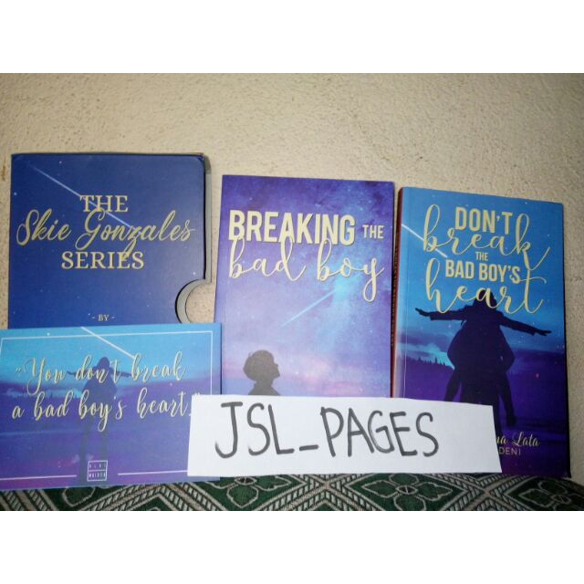 Skie Gonzales Series Wattpad Self Pub by Blue_Maiden
