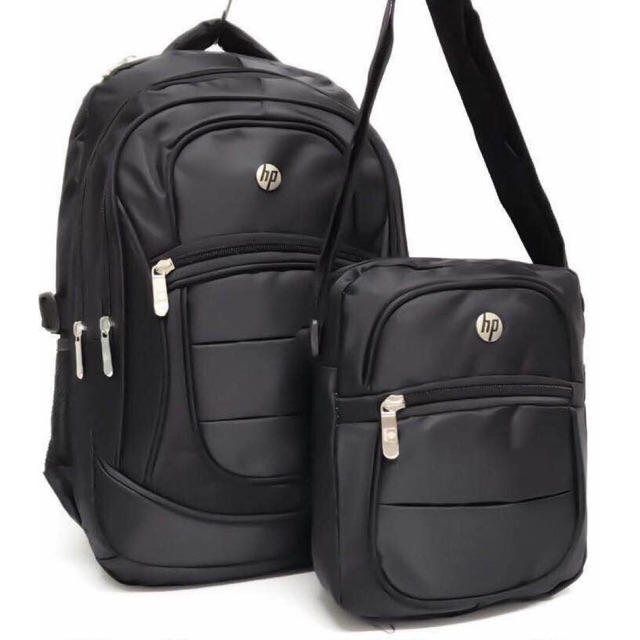 63c1a90578c4 COD HP Backpack 2 in 1 premium quality