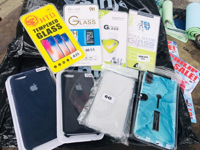 Huawei Case Y6 Pro 2019 Y9 Y7pro Cartoon Stand Ring Case