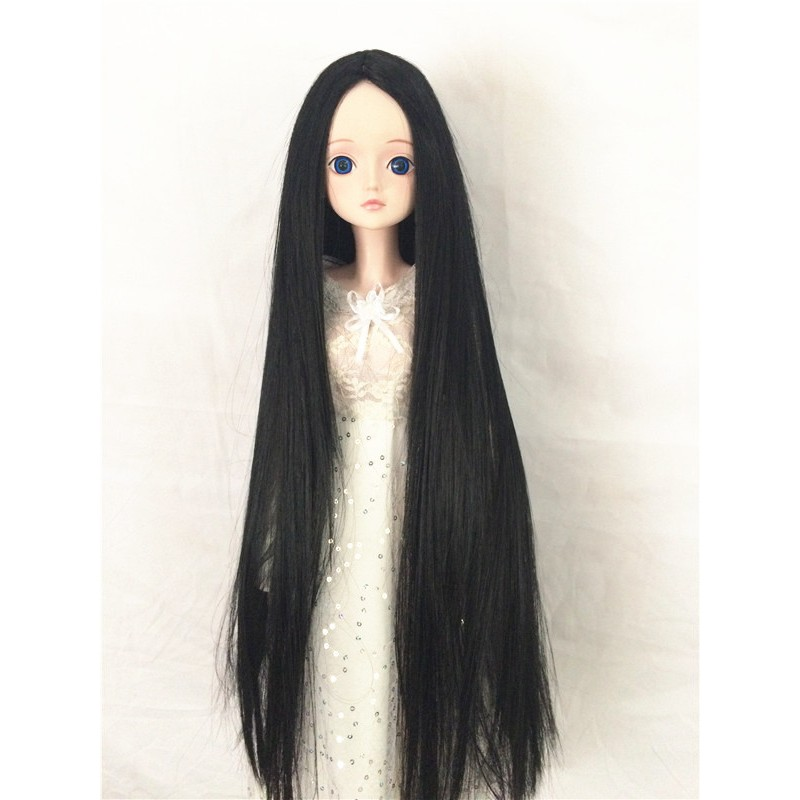 New 1//3 1//4 1//6 1//12 Silicone Headgear For BJD Doll Silica Gel Hair wigs Cover with Three points