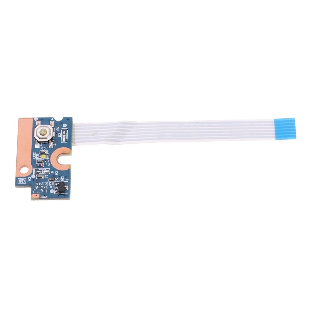 Laptop Power button switch Board For HP G42 G56 G62 G72 For COMPAQ CQ42 CQ56