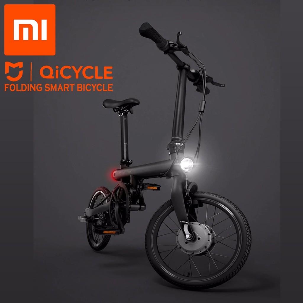Xiaomi Mija Mi Qicycle Folding Electric Bicycle Qi Cycle Bike