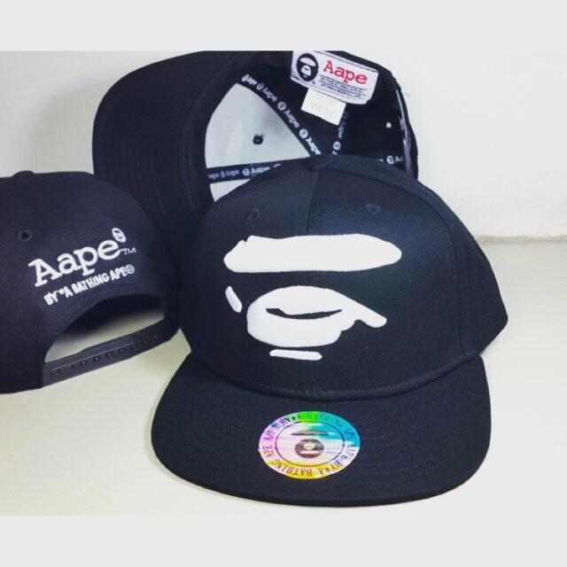 Aape SnapBack caps  73b7ad9179d