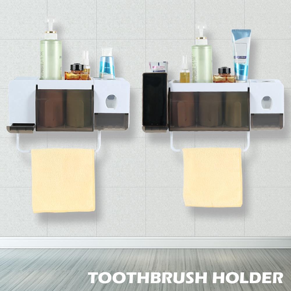 Toothpaste Holder Bathroom Accessories
