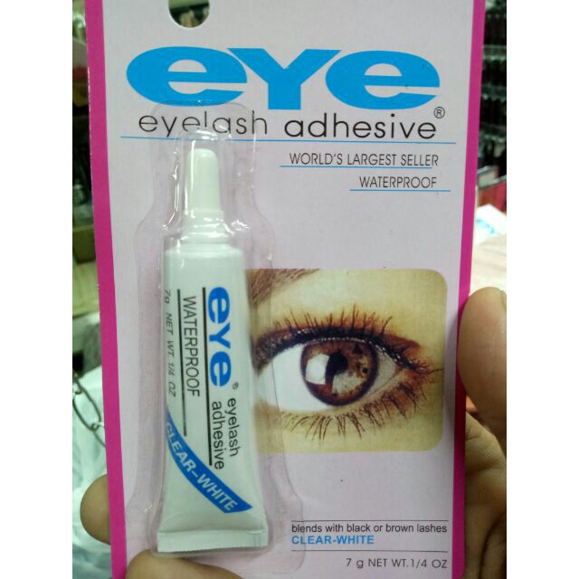 e7e4d943629 Fashion Eyelash Adhesive Glue Waterproof | Shopee Philippines
