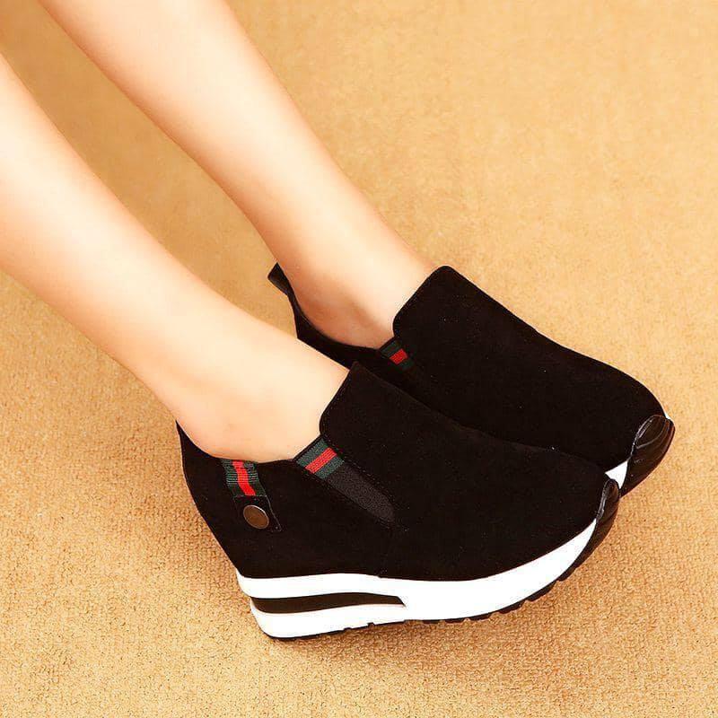6b83d4722633 Best Seller! Korean Wedge Rubber Shoes