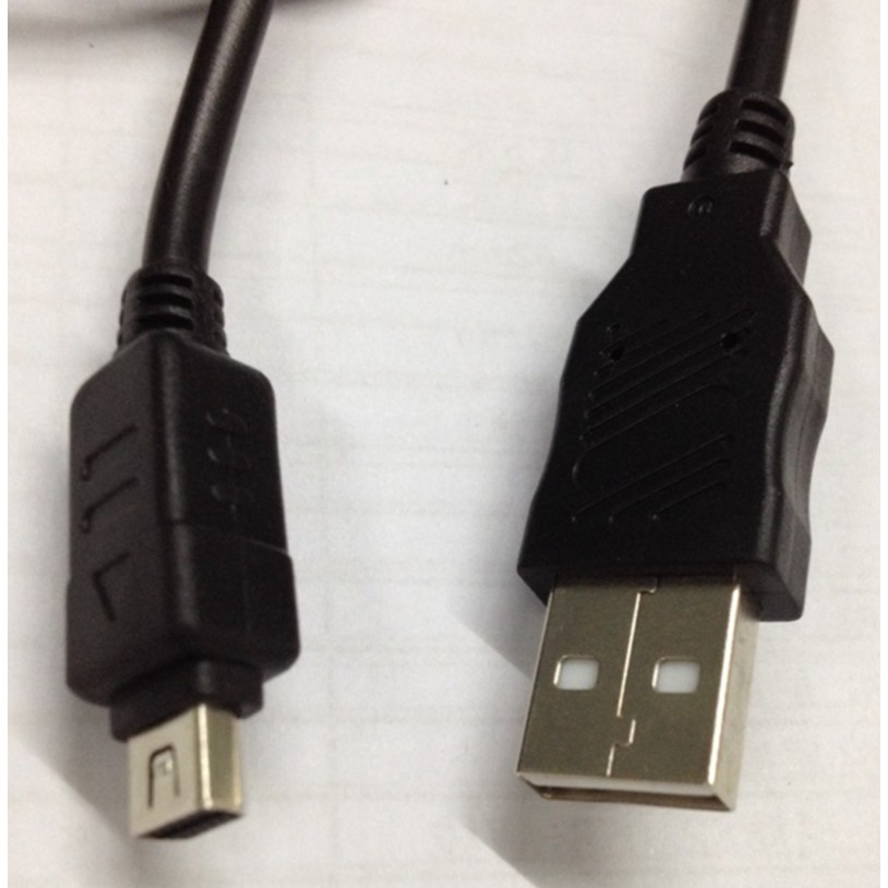 USB Battery Charger Data SYNC Cable Cord For Olympus FE-4020 FE-4030 Camera