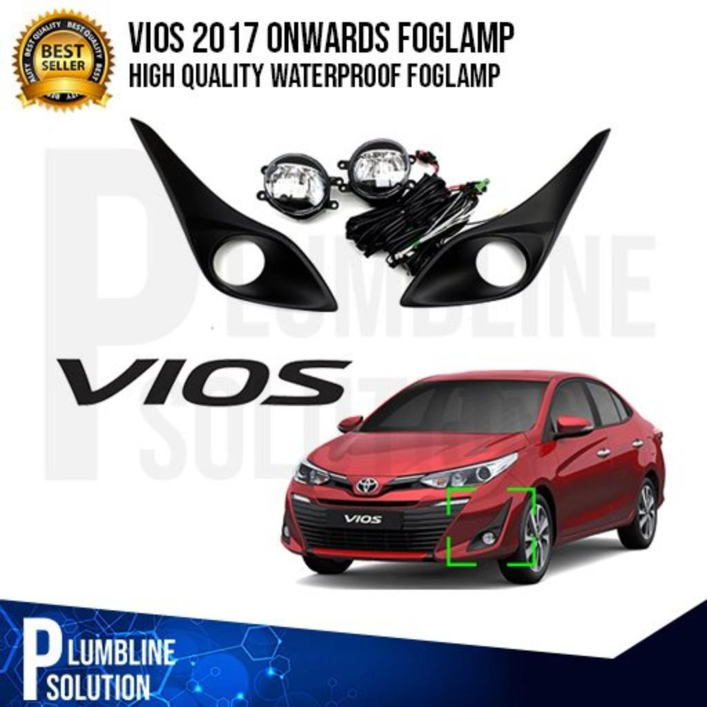 Pentair Ty910 Toyota Vios 2016 To 2018 Fog Light Foglight Or Fog Lamp Foglamp Shopee Philippines
