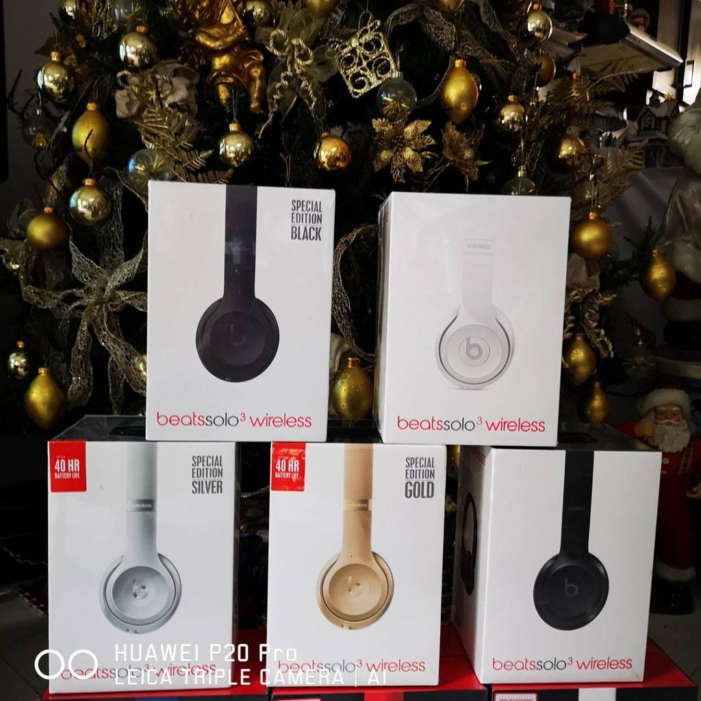 Gold Beats Solo 3 Wireless Cod Shopee Philippines
