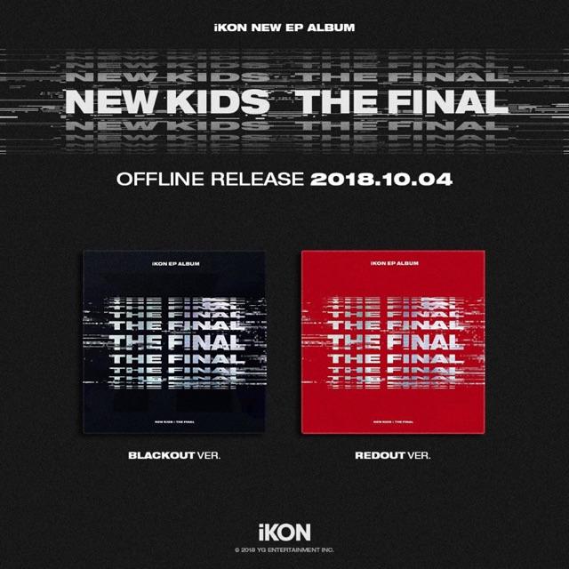 iKON New Kids : The Final Album