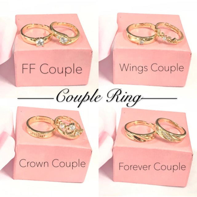 2b122b0c9c Ring - Prices and Online Deals - Jun 2019 | Shopee Philippines