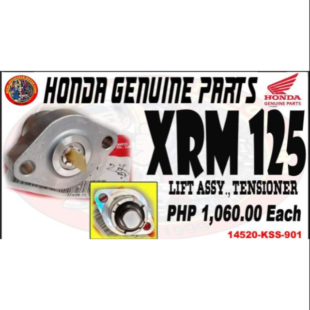 Lifter Assembly ; GY6 // Scooter Part Tensioner 125-150cc