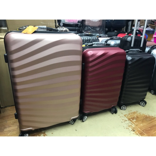 033f859c769e 011# 3in1 28+24+20inch double zipper Traveling luggage COD