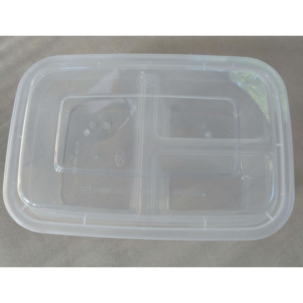 Microwavable Container 1000 Ml