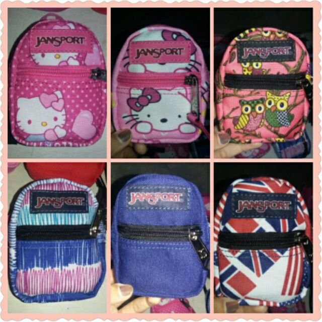 Jansport mini SB coin purse  9ffe1920f5a5e
