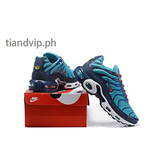 new concept 3fb70 264bb Nike Air Max Plus OG Blue Men's Air Sports Running Shoes ...